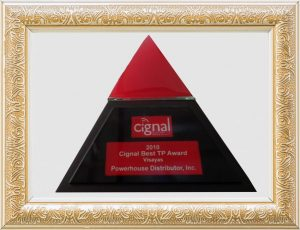 Cignal Best TP Award Visayas